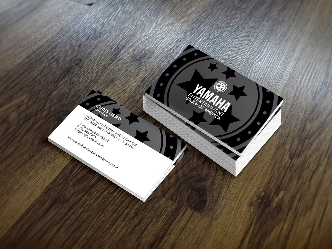 ILMD | Business Card Design - ILMD