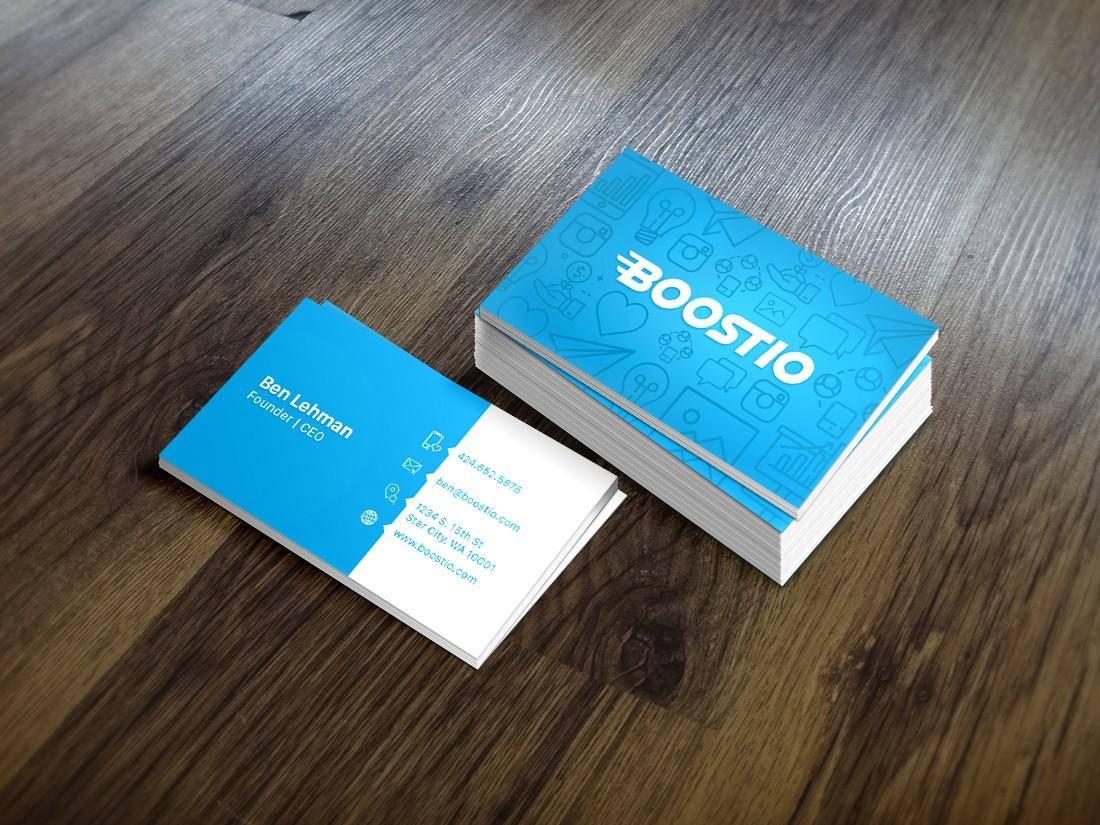 ILMD | Business Card Design - ILMD